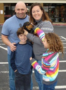 Barkley & family